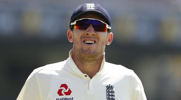 Craig Overton will play in the fourth Test (Jason O'Brien/PA)