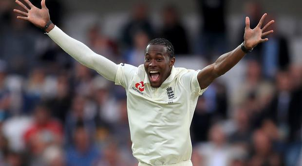 Jofra Archer is bidding to prove his fitness (Mike Egerton/PA)
