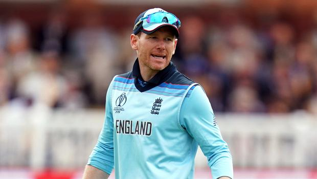 Victory on Sunday is a must for Eoin Morgan's England (John Walton/PA)