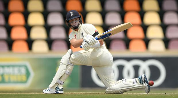 Next big thing: Ollie Pope is being tipped for a big future as an England batsman