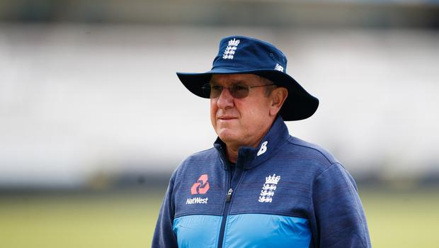 Trevor Bayliss is becoming increasingly frustrated by England's batting failures