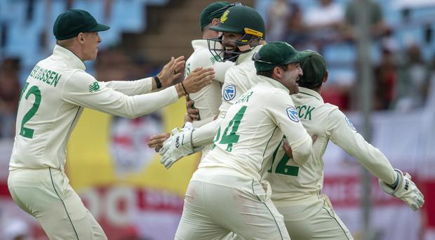 South Africa were too good for England (Themba Hadebe/AP)