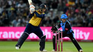 Cameron Delport wants to help Essex return to Finals Day and win the Vitality Blast for a second year in a row (Anthony Devlin/PA)