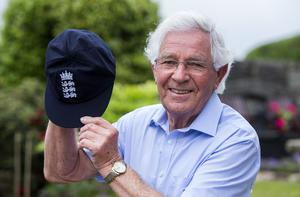 Alan Jones has been formally awarded his England Test cap, 50 years after his sole appearance.