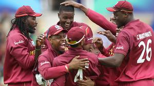 West Indies had a day to remember in Nottingham (Tim Goode/PA)