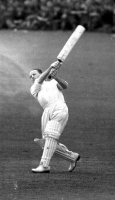 Sir Donald Bradman gatecrashed an all-English list (PA Archive)