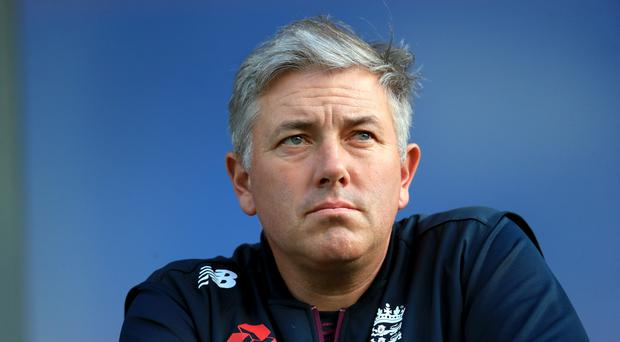 Chris Silverwood expects a bright future for England (Mike Egerton/PA)