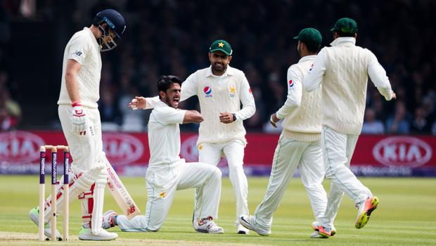 Lord's brought a familiar tale of woe for England and Joe Root, left