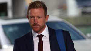 Paul Collingwood is set for a temporary promotion (Steve Parsons/PA)