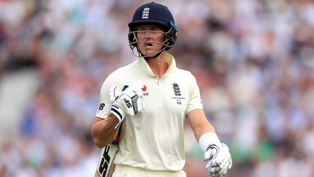 Joe Denly feared his tour of New Zealand had been ended by an anjkle injury (MikeEgerton/PA)