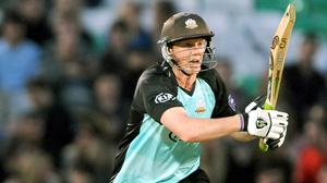 Kevin O'Brien has represented Surrey in Twenty20s for the last couple of years