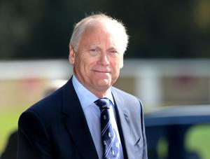 Colin Graves sits as chairman of the ECB (Anna Gowthorpe/PA)