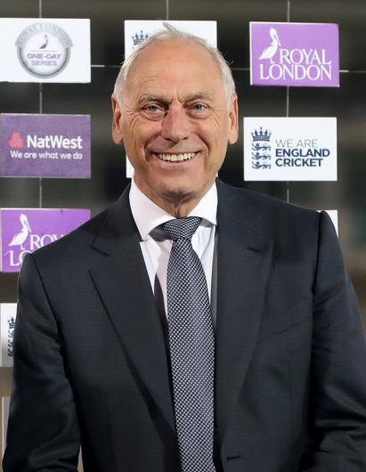 Colin Graves has been in charge at the ECB since 2015 (PA)