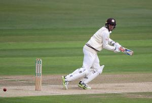 Rikki Clarke, 38, is into his second spell with Surrey and made his first-class debut in 2002 (Adam Davy/PA)