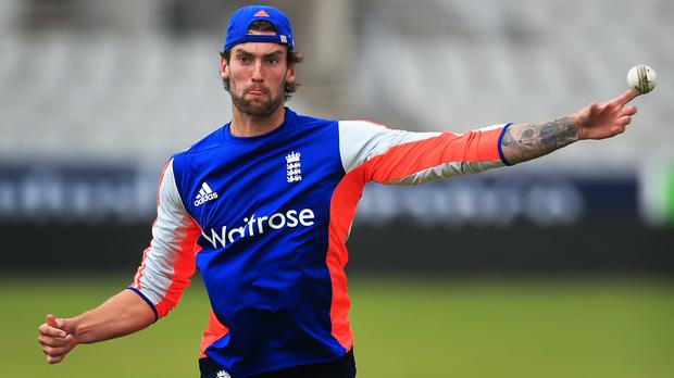 Reece Topley is one player who is expanding his horizons (Nick Potts/PA)