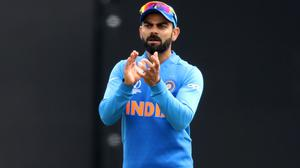 Virat Kohli's India side have pulled out of their next two tours (Adam Davy/PA)