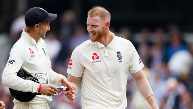 England v Pakistan – First NatWest Test – Day Two – Lord's