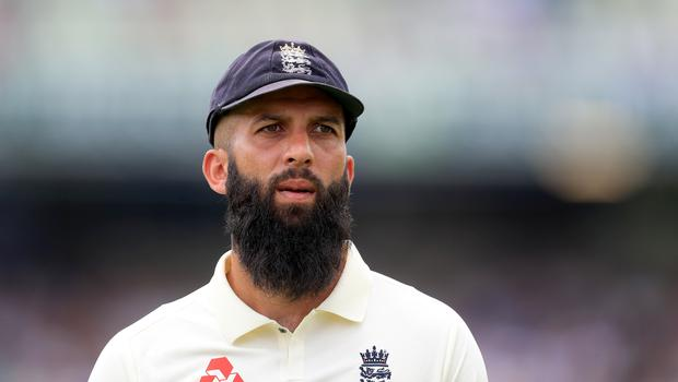 Moeen Ali, pictured, still has plenty to offer England's test side, according to Joe Root (Mike Egerton/PA)