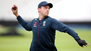 Jos Buttler is confident there will be some cricket played this summer (Simon Cooper/PA)