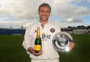 Mark Ramprakash joined the club in 2008 (Anna Gowthorpe/PA)