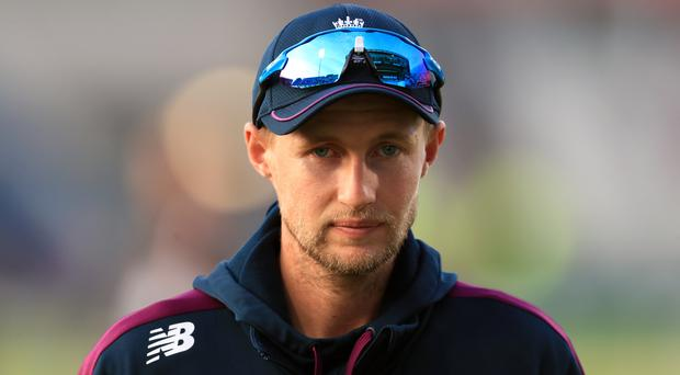 Joe Root was one of several England players to suffer with an illness that has swept through the camp in the first Test (Mike Egerton/PA)