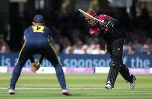 Banton's form for Somerset saw him catapulted into the England setup (Tim Goode/PA)