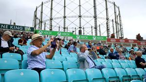 Crowds will be admitted to the Bob Willis Trophy (Adam Davy/PA)