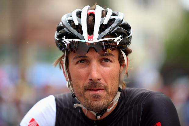 Fabian Cancellara of Switzerland