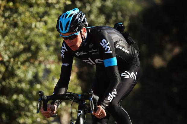 Chris Froome will have no shortage of motivation this year