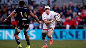 Nightmare run: Ulster ace Will Addison will spend more months on the sidelines following further injury anguish