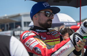 Busy man: Eugene Laverty will combine commitments next season