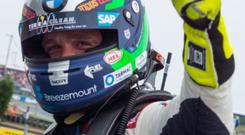 Heading east: Colin Turkington will make a cameo in China