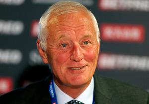 Recovering: Barry Hearn