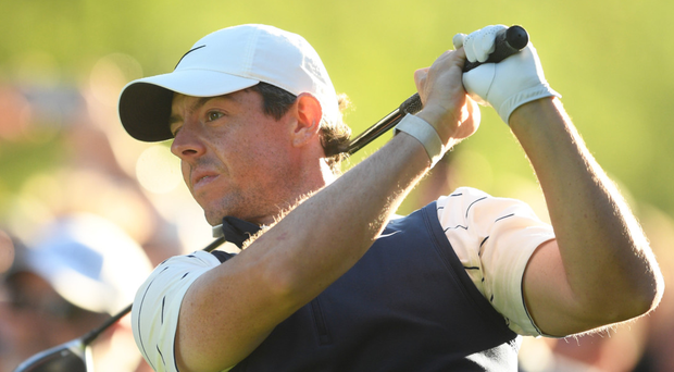 Cautious: Rory McIlroy takes a strong stance on banned substances