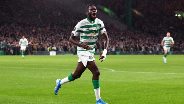 Star performer: Odsonne Edouard is attracting interest