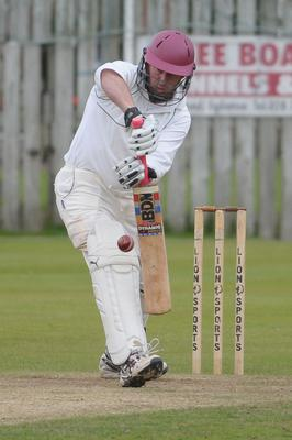 Real warning: Andy Christie fears for NW cricket