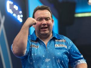 Fancies chances: Brendan Dolan is confident of making progress