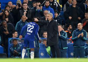 Chelsea's Willian could reunite with Jose Mourinho at Tottenham next summer (Andrew Matthews/PA)