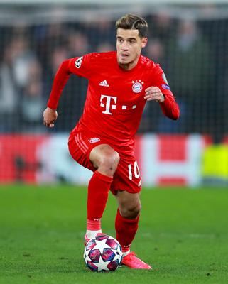 Bayern Munich's Philippe Coutinho could be returning to Barcelona (Adam Davy/PA)