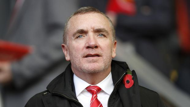 Ian Ayre spent a decade with Liverpool (Richard Sellers/EMPICS)