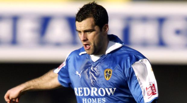 Chris Barker played for Cardiff and Southend during his career (David Davies/PA)