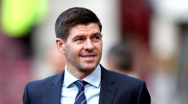 Rangers manager Steven Gerrard has spoken about his future in football management.