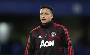 Manchester United's Alexis Sanchez is wanted by West Ham (Adam Davy/PA)
