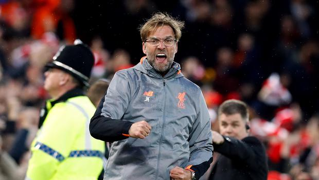 "Liverpool manager Jurgen Klopp has urged his side to ""fight for their dreams"" in the Champions League semi-final against Roma."