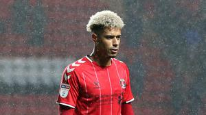 Lyle Taylor will not be playing for Charlton again (Steven Paston/PA)