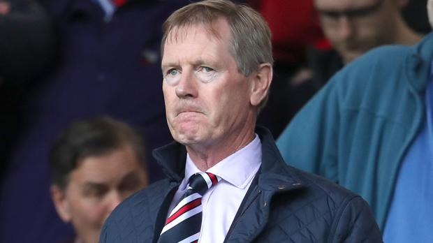 Former Rangers chairman Dave King. (Andrew Milligan/PA)