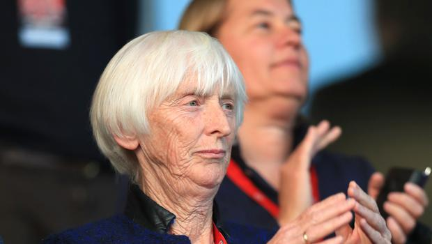 Baroness Sue Campbell is hopeful BT's new strategy will help the growth of women's football (Mike Egerton/PA)