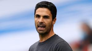 Mikel Arteta wants to bring a winning culture to Arsenal (Richard Heathcote/NMC Pool)