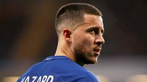 Real bosses are said to have cooled their interest in Eden Hazard owing to a recent dip in form