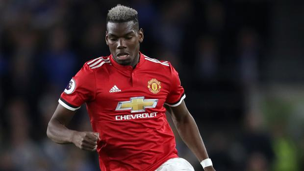 Jose Mourinho has not had any signs that Paul Pogba will leave Old Trafford